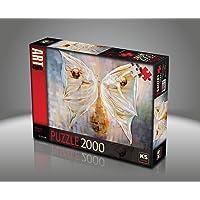 KS Games Kelebek Etkisi Ali Eminoğlu 2000 Parça Puzzle