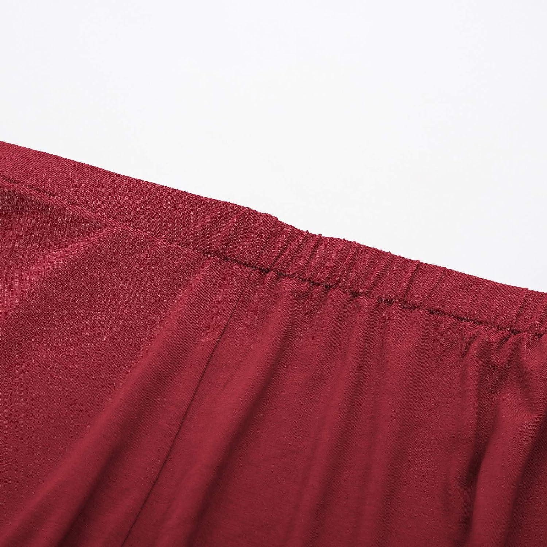 Pants Set 2pcs Maacie Pijama de Lactancia Premam/á Embarazadas Camis/ón Manga Larga Tops