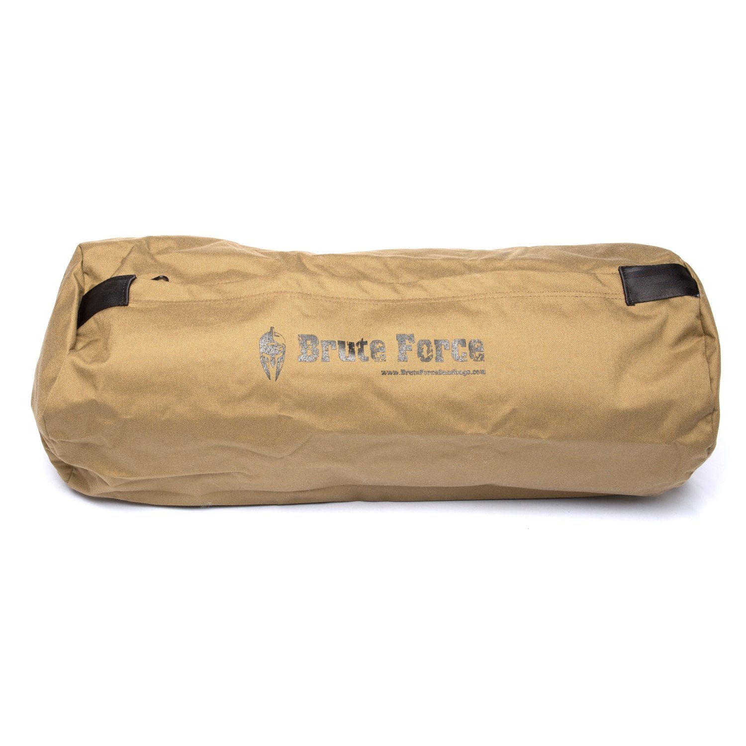 Brute Force Sandbags - Barebone 125 - Strongman - Heavy Duty no Handle sandbag bearhug sandbag Perfect for Garage Fit Ness Home Gym Must Have