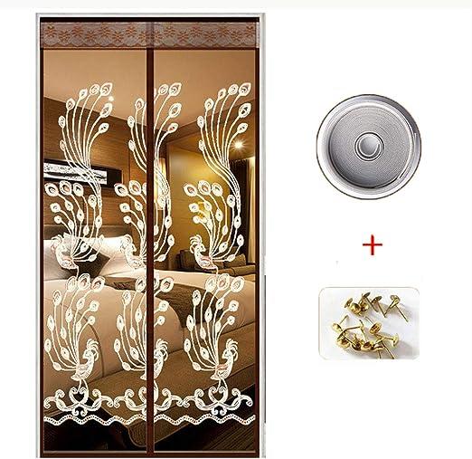 ACDRX Puerta de Pantalla magnética para Puerta corredera de ...