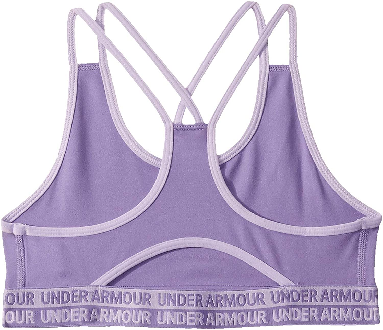 Under Armour Girls HeatGear Armour Sports Bra
