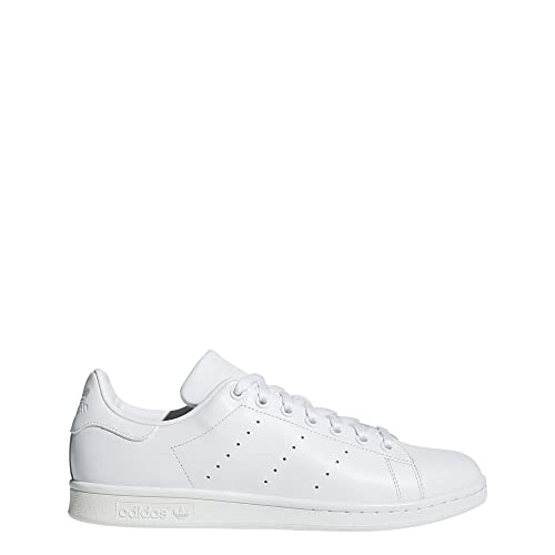 adidas Men's Originals Stan Smith Sneaker (10 D(M) US, Silver)