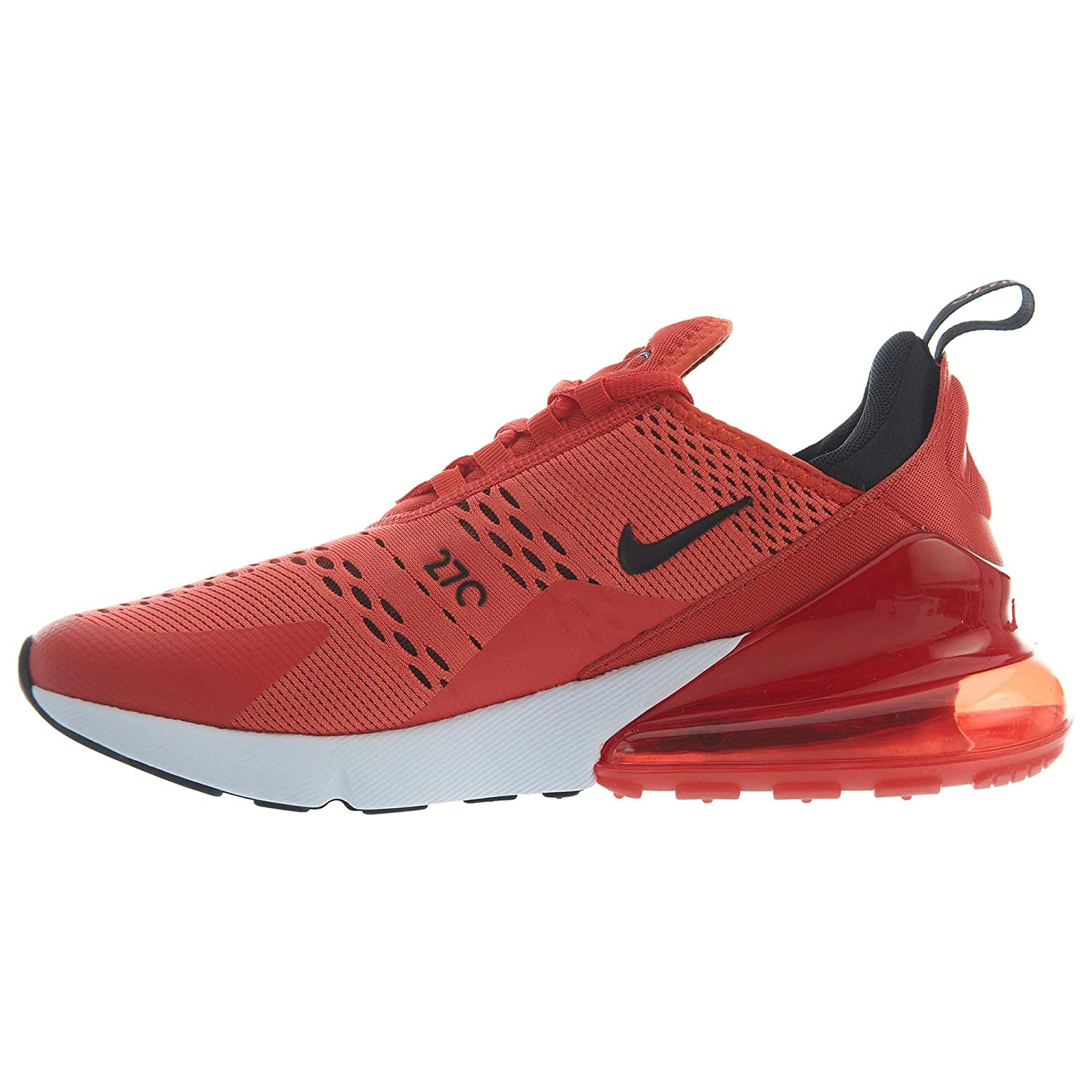 Available Nike Air Max 270 Habanero RedBlack White