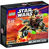 """レゴ (LEGO) スター・ウォーズ マイクロファイター""""ウーキー・ガンシップ"""" 75129"""