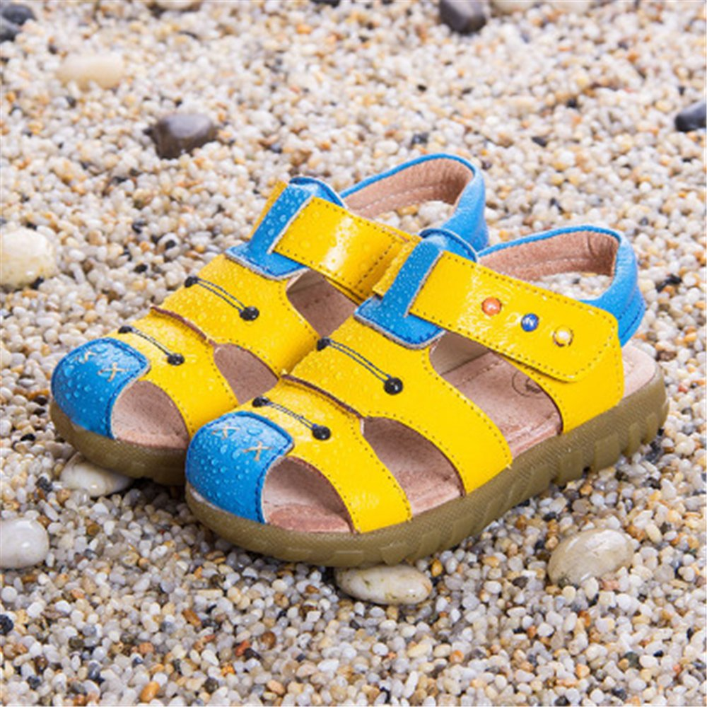 Quality.A Beach Shoes Childrens Summer Outdoor Sandals Comfortable Sneakers