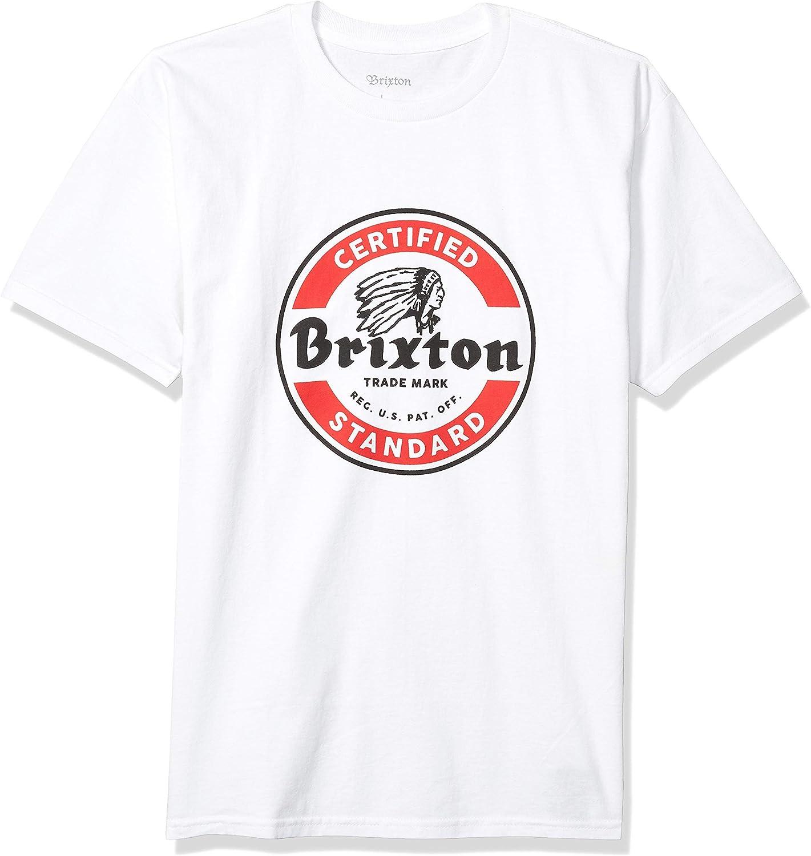 Brixton Soto – Camiseta para Hombre: Amazon.es: Ropa y accesorios