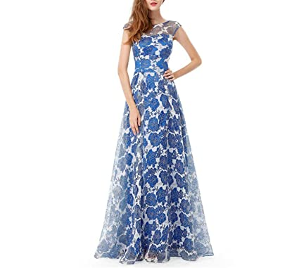Auuocc Cocktail Dresses New Fast Shipping Ep05611 Light Blue