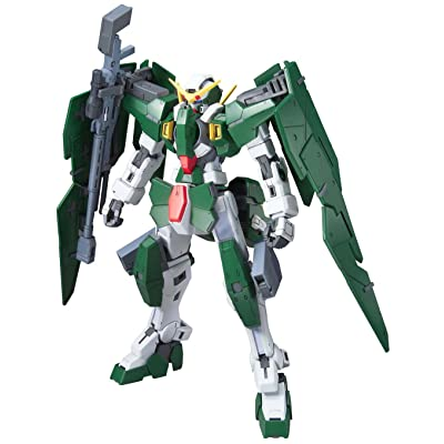 Bandai Hobby #2 Gundam Dynames 1/100, Bandai Double Zero Action Figure: Toys & Games