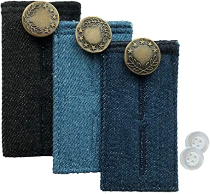 Pant Button Extender 3 to a Package