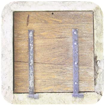 Amazon.com: 3dRose cst_157619_1 Wooden Medieval Style Trap Door ...