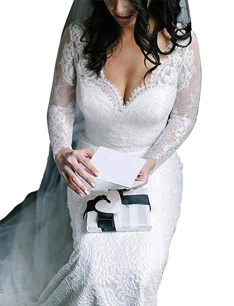 Amazon.com: Faiokaver Bolero para vestidos de novia, manga ...