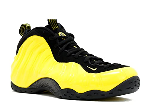 size 40 83c8f 55eed Nike Men s Air Foamposite One Basketball Shoes Amarillo Opti Yellow-Black,  ...