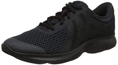 separation shoes abb19 62453 Nike Boys  Revolution 4 (GS) Running Shoe, Black, 4Y Regular US