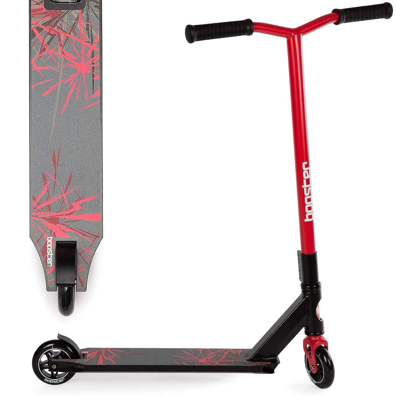 Bopster Trottinette Sportive Freestyle Stunt l/ég/ère Rotation 360 degr/és /à Guidon Large