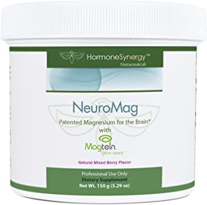 NeuroMag   Optimized Magnesium for Brain Health*   60 Mixed Berry Flavor Servings   Patented Magnesium L-threonate plus Magtein TM   Includes (2) Dr. Retzler's eBooks