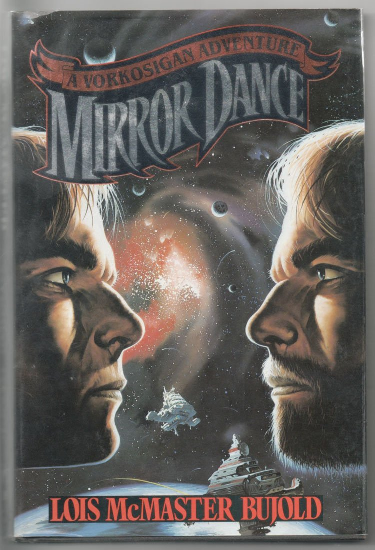 Mirror Dance, Bujold, Lois McMaster