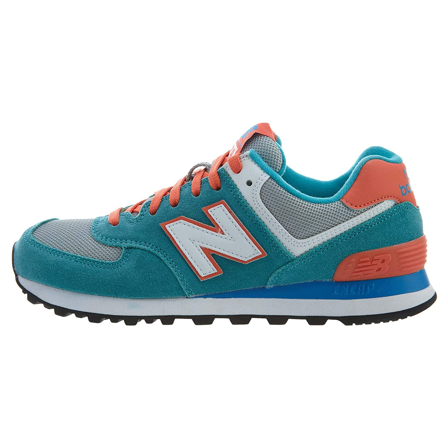 buy online 30c99 a4959 New Balance 574, Women s Trainers  Amazon.co.uk  Shoes   Bags