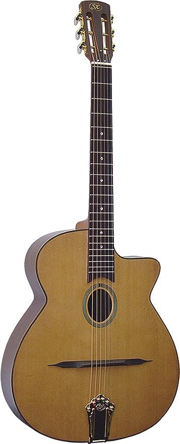 Accesorios guitarras SX djg1 para guitarra Folk: Amazon.es ...