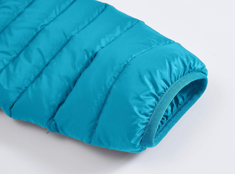 Gopune Mens Lightweight Water-Resistant Outdoor Packable Down Jacket