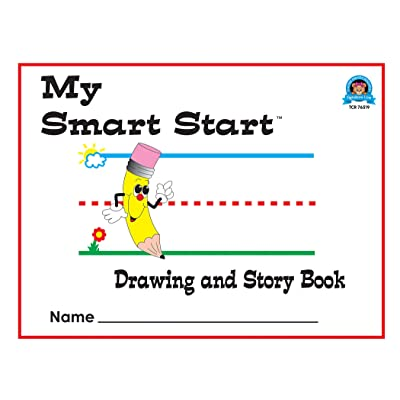 Teacher Created Resources 76519 Smart Start Drawing & Story Book K-1 Journal: Teacher Created Resources OS: Office Products