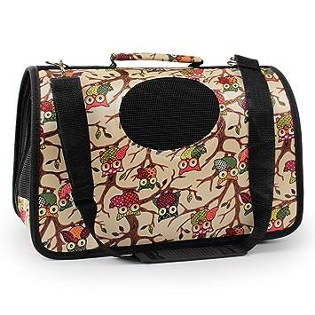 Bolsa portátil para Mascotas, Tela Oxford, Malla, Adecuado ...