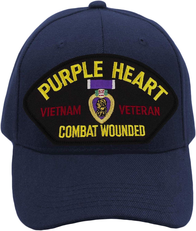 PATCHTOWN Purple Heart -...