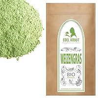 EDEL KRAUT | BIO WEIZENGRASPULVER Premium Weizengras - 100% WHEAT GRASS POWDER 100g