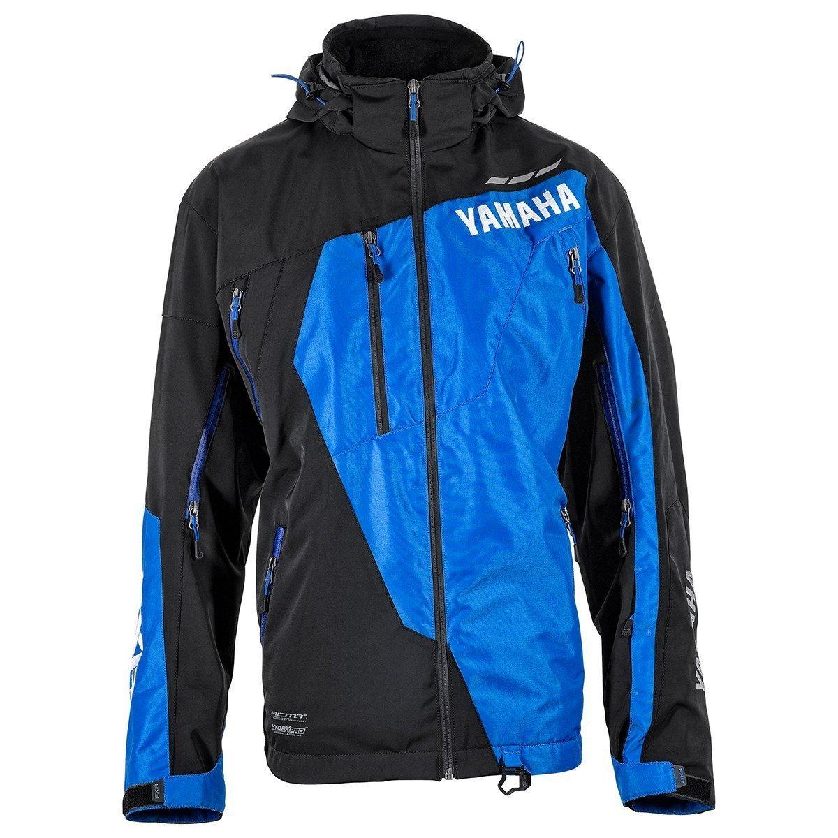 Yamaha Misión Lite, color azul chaqueta de nieve elástico de ...