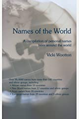 Names of the World Kindle Edition