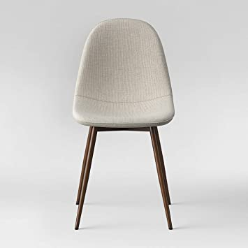 Miraculous Amazon Com Project 62 Copley Upholstered Dining Chair 2 Short Links Chair Design For Home Short Linksinfo