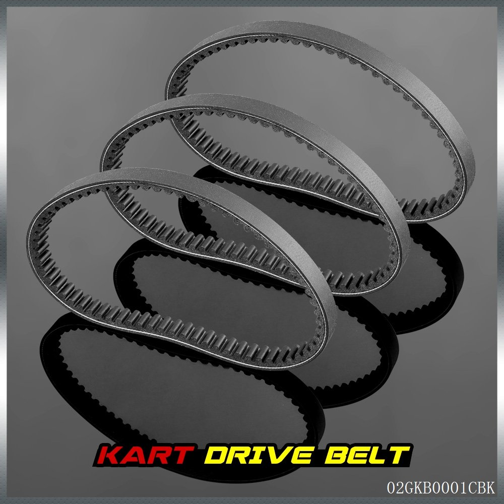 3PCS Go Kart Drive Belt 30 Series Replaces Manco 5959 Comet 203589