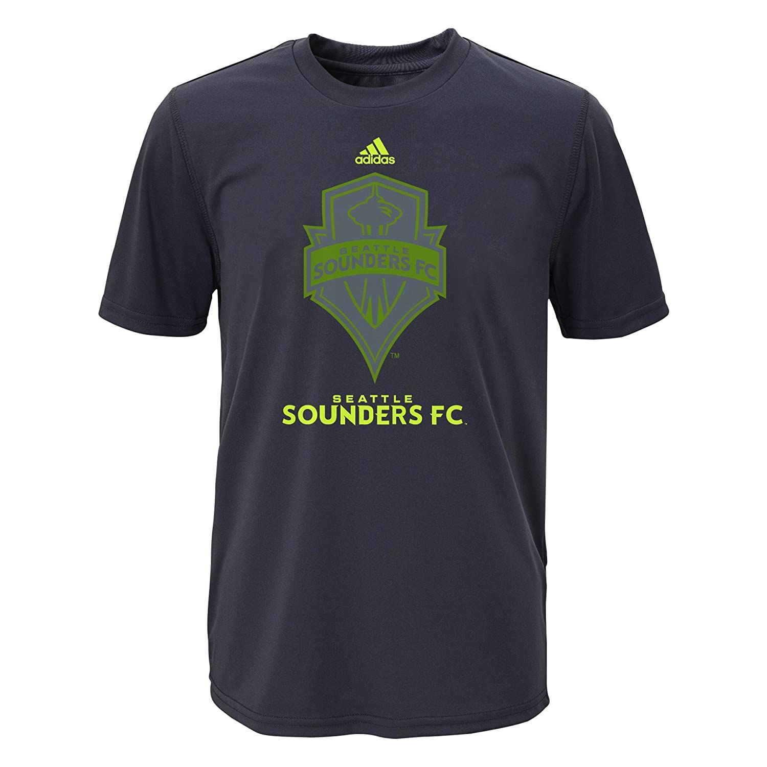 【最安値に挑戦】 MLS Youth Boys Boys 8 – 210パフォーマンスTee Sounders Medium Youth (10/12) Seattle Sounders FC B011IJ6KW8, バイオポリ上越:a035ab8e --- a0267596.xsph.ru