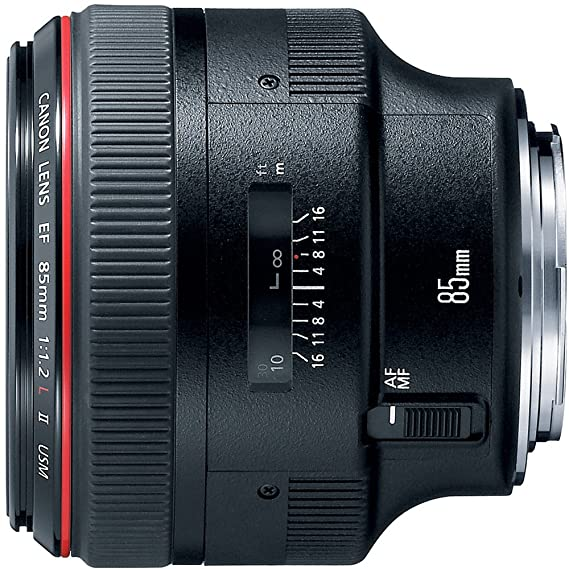 Review Canon EF 85mm f1.2L
