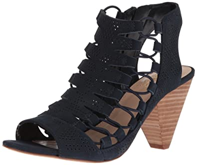 a9a859f90a5 Vince Camuto Women s Esray Dress Sandal Dark Navy 8 ...