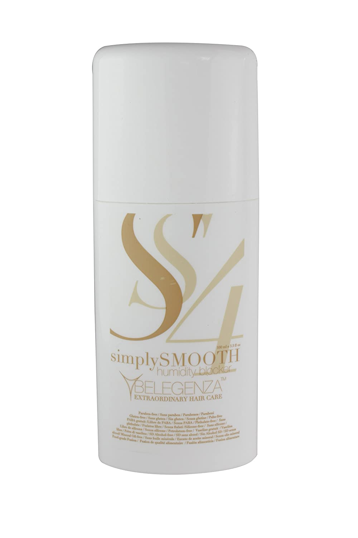 Belegenza Extraordinary Hair Care Simply Smooth Humidity Blocker (formaldehyde-free)