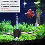 SunGrow 10-Gallon Betta Sponge Filter