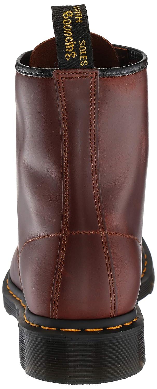 Dr. Martens Unisex-Erwachsene 1460 Klassische Stiefel 632) Braun (Cognac Aqua Glide 632) Stiefel 756b87