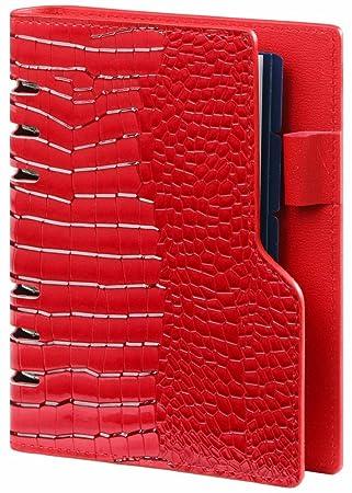 Kalpa 2018-2019 rojo Compact A5 organizador + agenda gratis ...