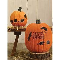 Martha Stewart Crafts Happy Halloween Mice Pumpkin Transfers
