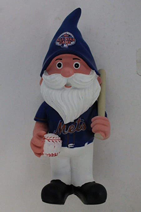 New York Mets 2013 All Star Game Garden Gnome Bobblehead in