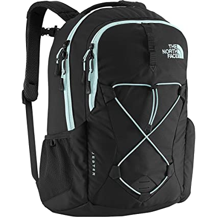 11b1849c7f Amazon.com: The North Face Womens Jester TNF Black / Origin Blue:  Everything Else