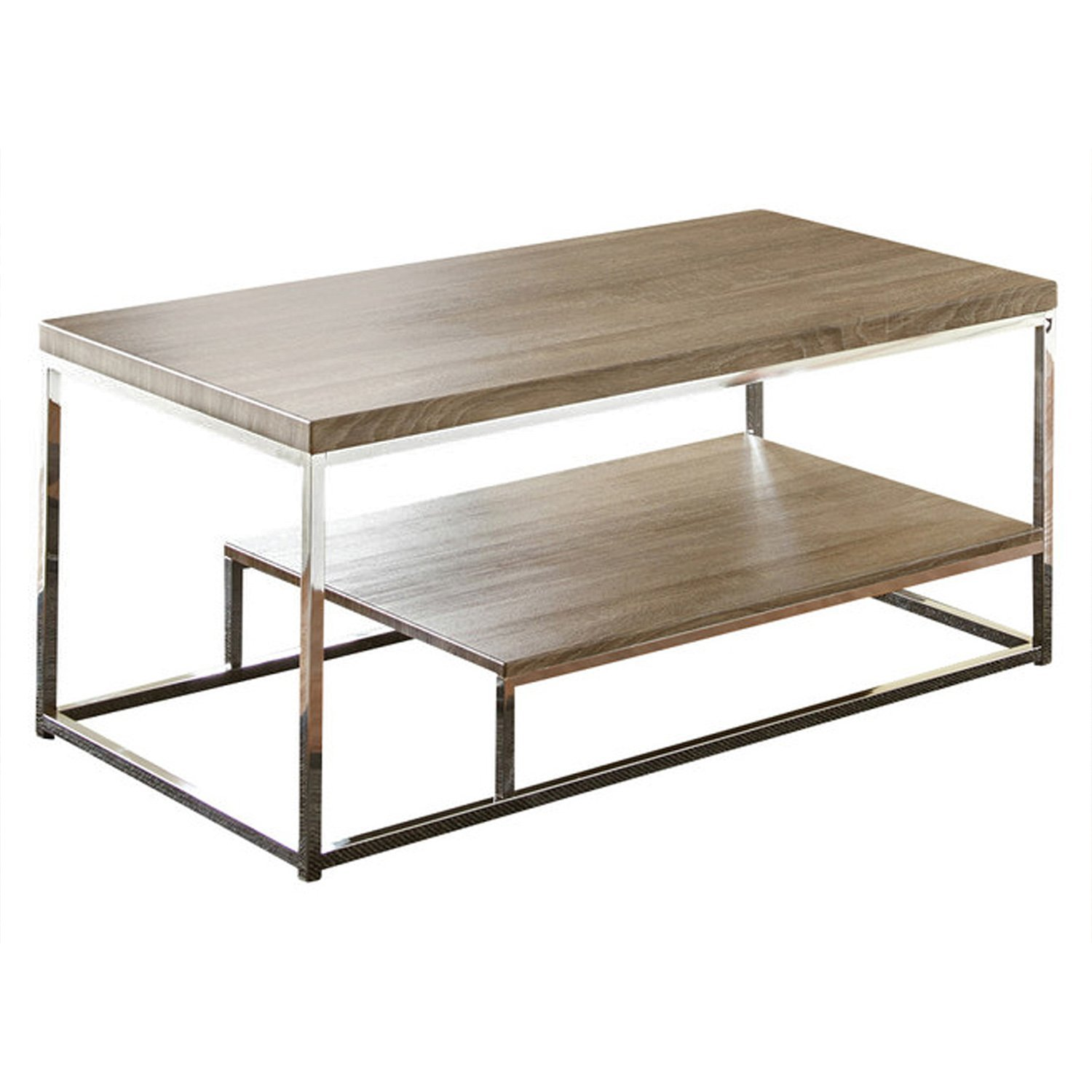 "Amazon Steve Silver pany Lucia Cocktail Table 47"" x 24"" x"