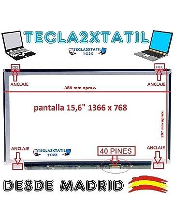 Pantalla Compatible DE Y para PORTATIL Toshiba Satellite L50-B-1lv 15,6