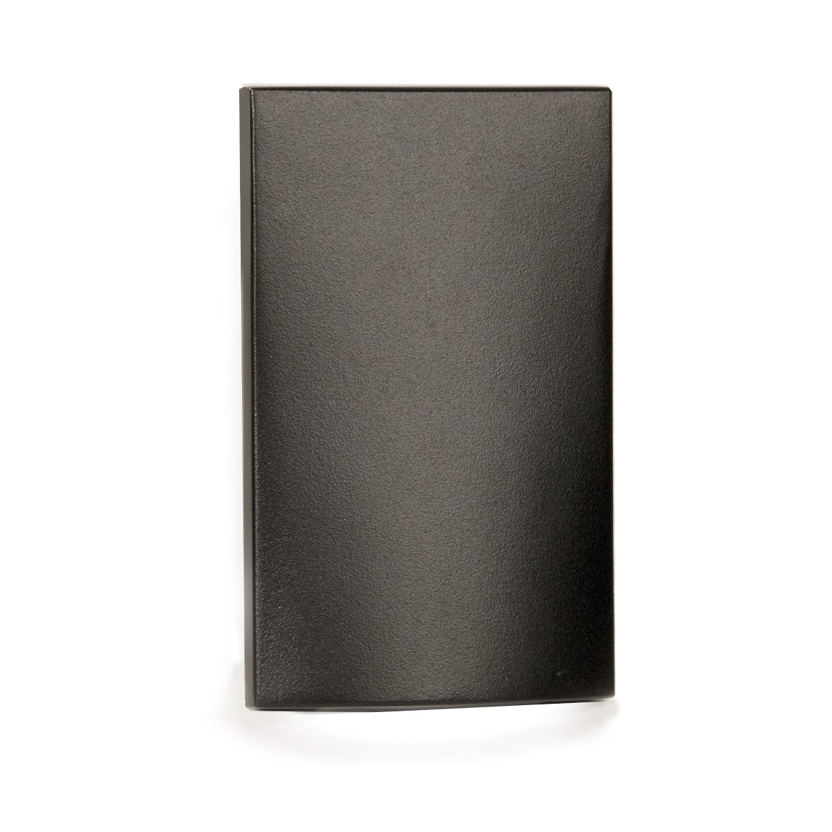 WAC Lighting WL-LED210-C-BZ LED Vertical Scoop Step and Wall Light 120V 3000K, Bronze