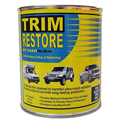 Trim Restore by Sunblock: Automotive