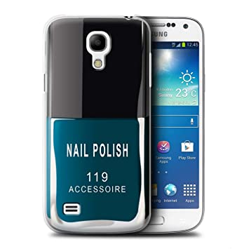 Carcasa/Funda STUFF4 dura para el Samsung Galaxy S4 Mini ...