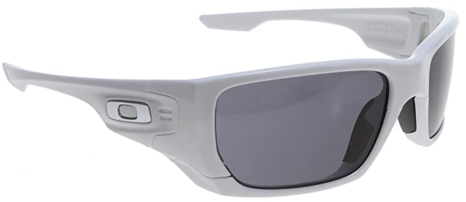 8df4c5846d0 Amazon.com  Oakley Unisex MPH Style Switch Polarized White Grey  Sports    Outdoors
