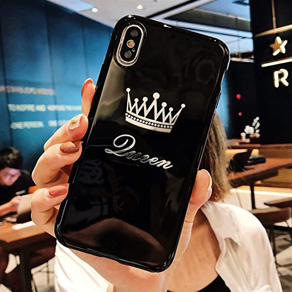 coque iphone xs max queen king