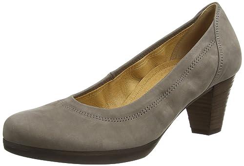 099f67e152d3e6 Gabor Shoes 02.080 Gabor Damen Plateau Pumps  Gabor Comfort  Amazon ...