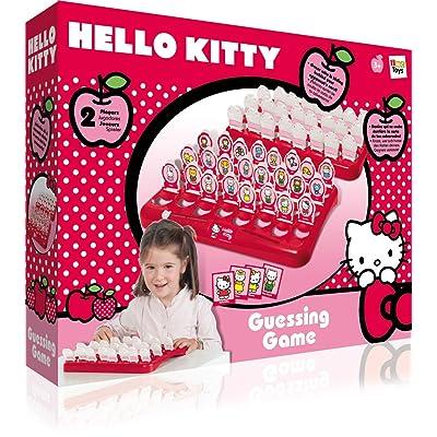 IMC Toys 646548 - Hello Kitty. Juego Que Hello Kitty Es?: Juguetes y juegos
